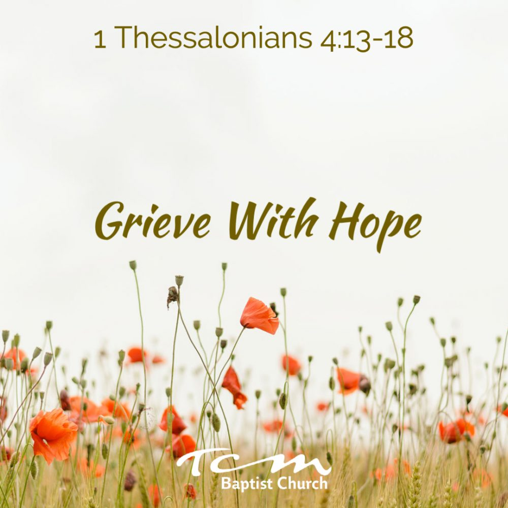 Grieve with Hope, Part 1 Image