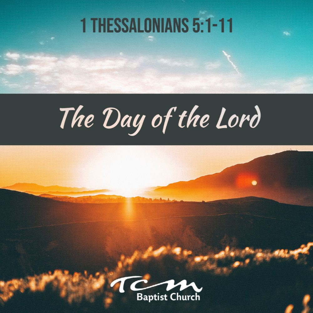 The Day of the Lord, Part 2 Image